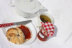 Potraviny - Domáci marhuľový džem bez konzervantov - 13494262_