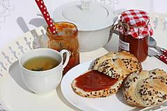 Potraviny - Domáci marhuľový džem bez konzervantov - 13494275_