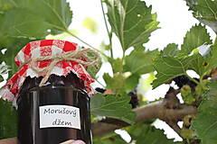 Potraviny - Morušový domáci džem bez konzervantov - 13494307_