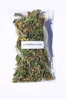 Potraviny - PRIEDUŠKOVÁ bylinná čajová zmes bio kvalita - 13494341_