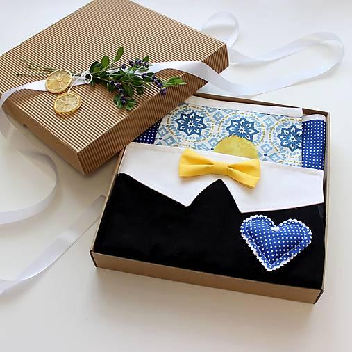 Darčekový set pre pár ♥ LEMON
