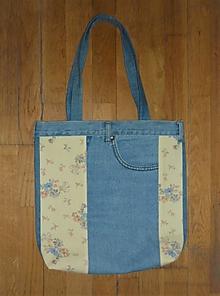 Nákupné tašky - Taška kombinovaná (Ríflová taška 1) - 13495470_