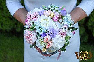 Krabičky - Kvety pre učiteľku - 13496558_