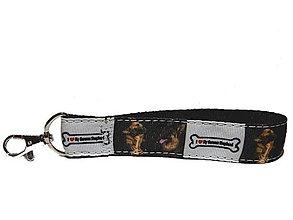 Kľúčenky - Kľúčenka Dinofashion Nemecký ovčiar - 13495123_