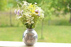 Dekorácie - Váza- Pearl - 13495049_