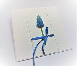Papiernictvo - Pohľadnica ... modrica - 13499266_