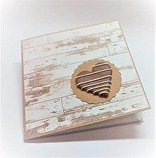 Papiernictvo - Pohľadnica ... zo srdca - 13499314_