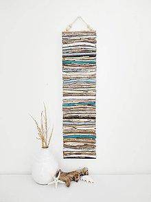 Dekorácie - Dekorácia z naplaveného dreva ,, More snov ,, - 13497785_