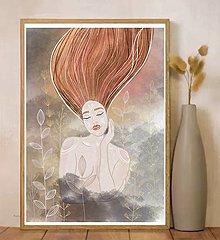 Grafika - Art print - INÁ - grafika - 13499056_