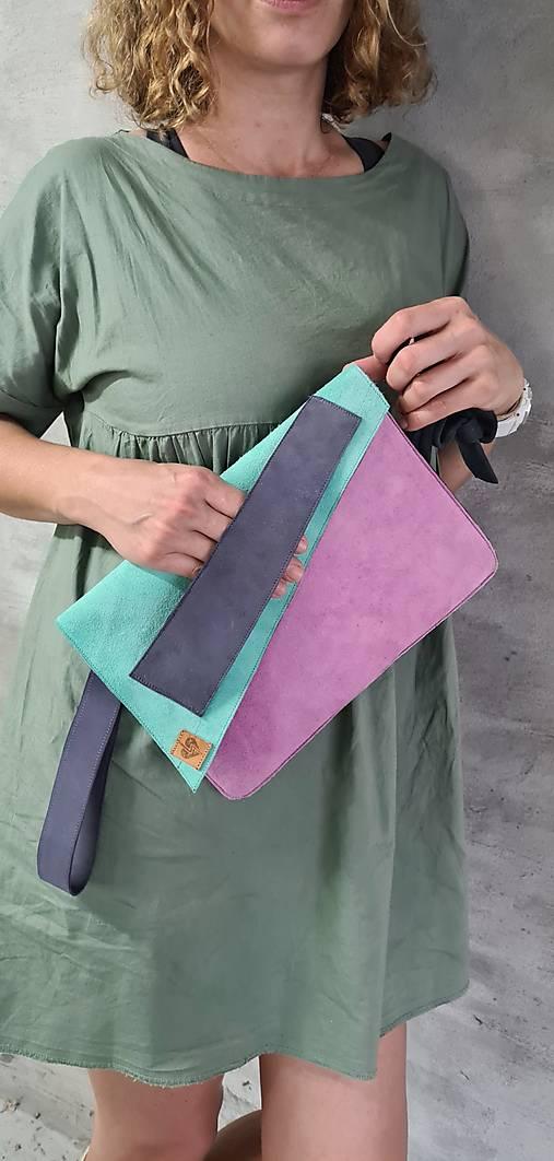 Kabelky - CANDY bag kožená - 13502501_