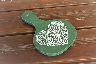 Pomôcky - Lopárik v zelenom prevedení - 13500390_