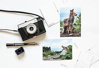 Papier - Pohľadnica - Malá Fatra - 13502627_
