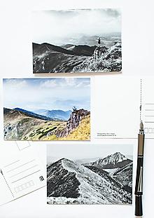Papier - Pohľadnica - Západné Tatry - 13502645_