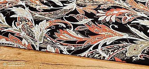 Textil - Kostýmovka - Orient- cena za 10 cm - 13502851_