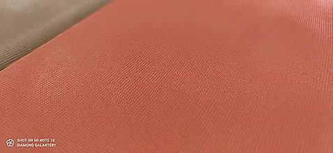 Textil - Plavkovina - cena za 10 centimetrov (Ružová) - 13502884_