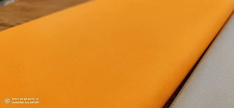 Textil - Plavkovina - cena za 10 centimetrov (Žltá) - 13502891_