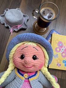 Hračky - bábika Bibi - 13505167_