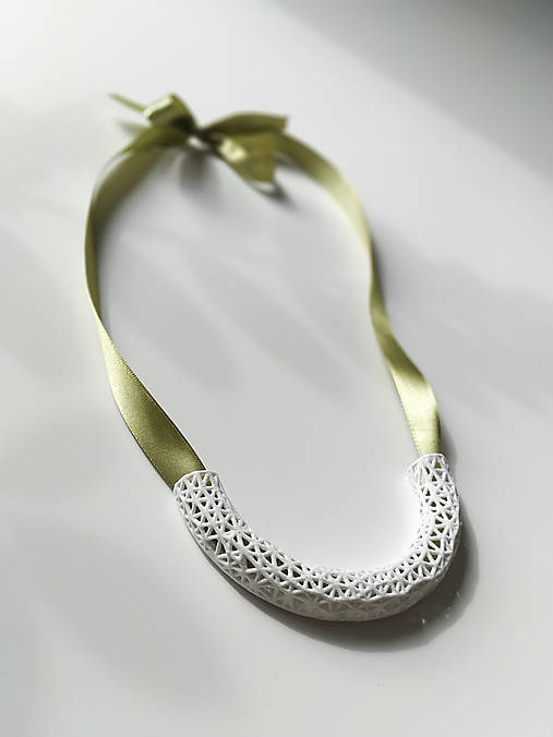 náhrdelník 3D tlač