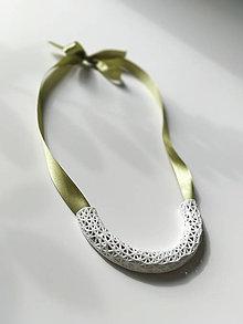 Náhrdelníky - náhrdelník 3D tlač - 13504188_