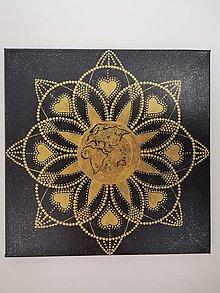 Obrazy - Mandala - Nová Zem - 13504611_
