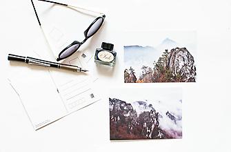 Papier - Pohľadnica - Súľovské skaly - 13502669_