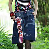 Sukne - Origo sukňoš rifloškový - 13503854_