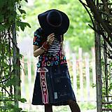 Sukne - Origo sukňoš rifloškový - 13503858_