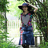 Sukne - Origo sukňoš rifloškový - 13503861_