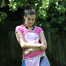 Tričká - Origo tričulko čary mary - 13504123_