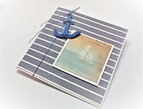 Papiernictvo - Pohľadnica ... Pozdrav z dovolenky II - 13507476_