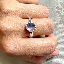 Prstene - Fluorite Filigree Silver Ag925 Ring / Strieborný prsteň s fuoritom - 13507659_
