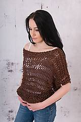 - letný top- 100 % bavlna - 13508929_