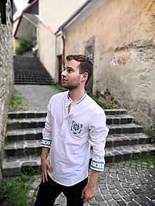 Oblečenie - Pánska košeľa - 13508272_