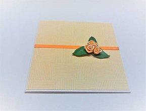 Papiernictvo - Pohľadnica ... čajové ruže - 13514494_