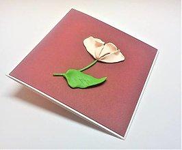 Papiernictvo - Pohľadnica ... voniam :) - 13514505_