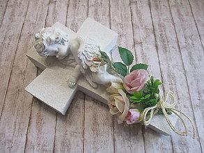 Dekorácie - Dušičková dekorácia - 13514390_