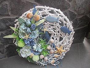 Dekorácie - Morská dekorácia - 13514472_