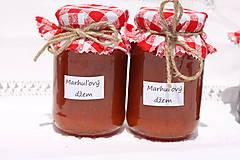 Potraviny - Domáci marhuľový džem bez konzervantov - 13514679_