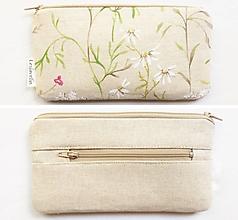 Peňaženky - Peňaženka - Lúčne kvety - 13516315_