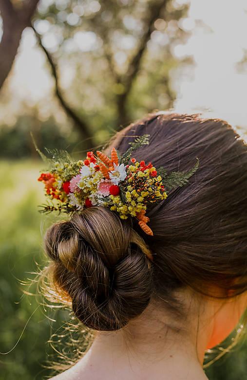 """Kvetinový hrebienok """"letné stmievanie"""""""