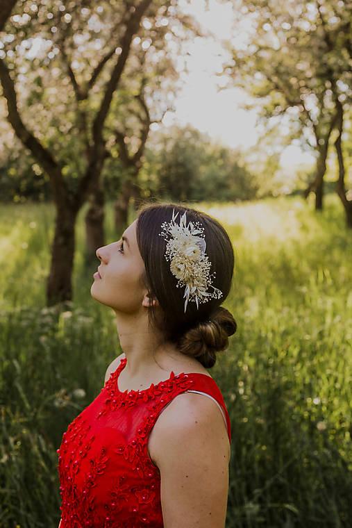 """Kvetinový hrebienok """"ranný vánok"""""""