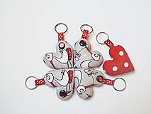 Kľúčenky - Prívesok na kľúče - Darček - 13514991_