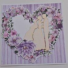 Papiernictvo - Svadobná pohľadnica - 13519350_