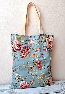 Nákupné tašky - Nákupná taška s textíkom vo vnútri - 13520580_