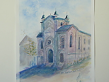 Bytča, synagóga, akv., 27x35