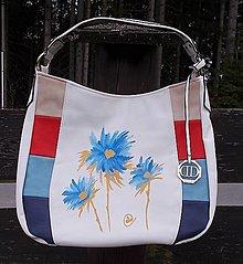Kabelky - Maľovaná kabelka 54 - 13521480_