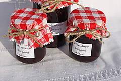 Potraviny - Domáci morušovo - bazový džem bez konzervantov - 13521739_