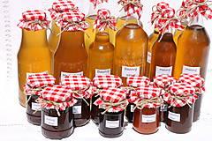 Potraviny - Domáci ríbezľovo - morušový džem bez konzervantov - 13521747_