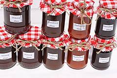 Potraviny - Domáci ríbezľovo - morušový džem bez konzervantov - 13521752_