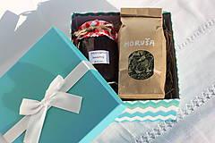 Morušový darčekový balíček - džem a čaj